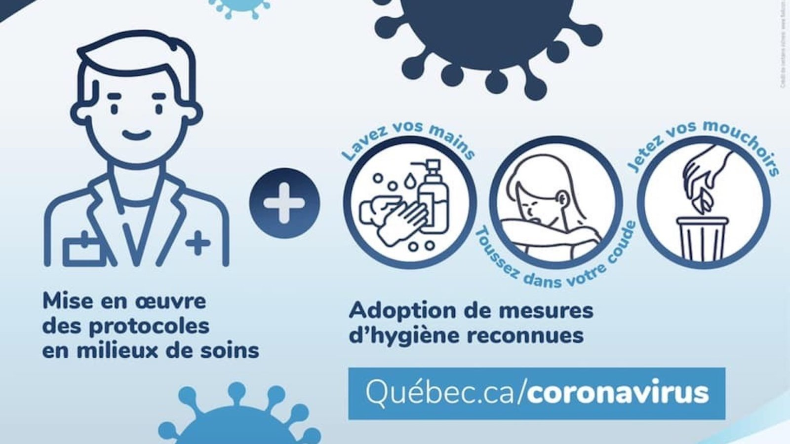 Covid 19 Au Quebec Le Masque Symbole Du Manque De Preparation Agence Science Presse